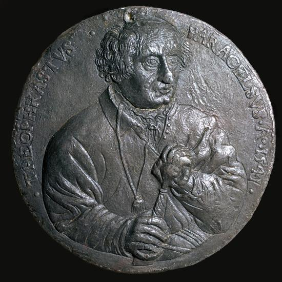 Medal of Paracelsus-Unknown-Giclee Print
