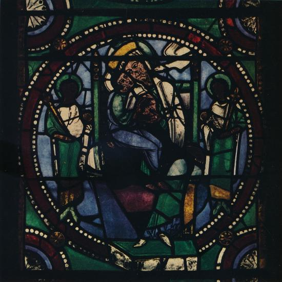 'Medallion from the Church of St. Mary and All Saints', 1925-Unknown-Giclee Print