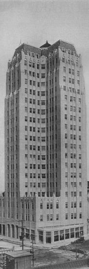 Medical Arts Building, Dallas, Texas, 1923-Unknown-Photographic Print