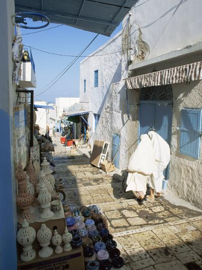 Medina, Sousse, Tunisia, North Africa, Africa-Julia Bayne-Photographic Print