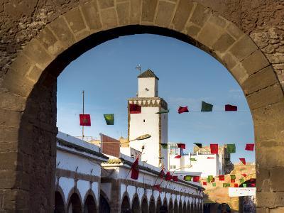 Medina Street Scene, Essaouira, Morocco, North Africa, Africa-Charles Bowman-Photographic Print