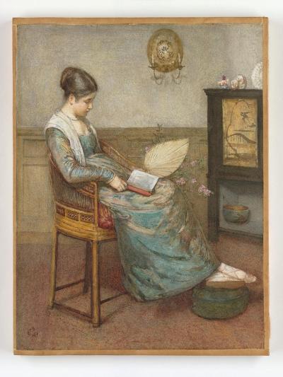 Meditation, 1875-Edward Frederick Brewtnall-Giclee Print