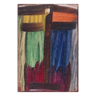 Meditation, 1937-Alexej Von Jawlensky-Giclee Print