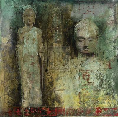 Meditation Gesture II-Santiago-Art Print