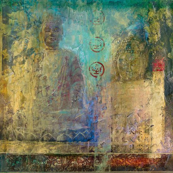 Meditation Gesture IV-Santiago-Giclee Print