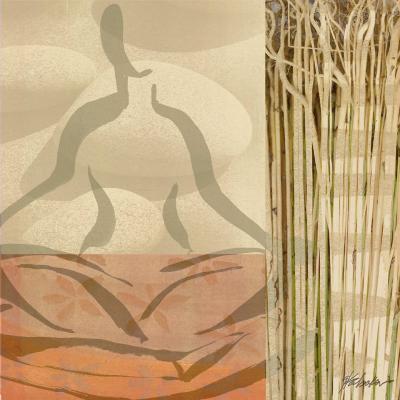 Meditation Study I-Max Kab-Art Print