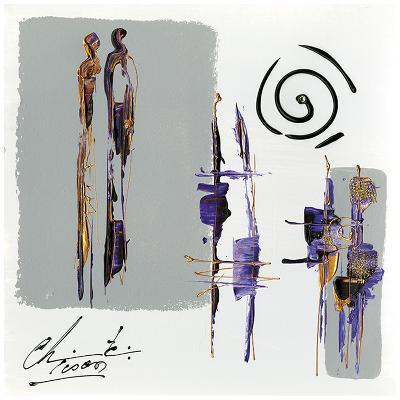 Meditation-Christine Tison-Art Print