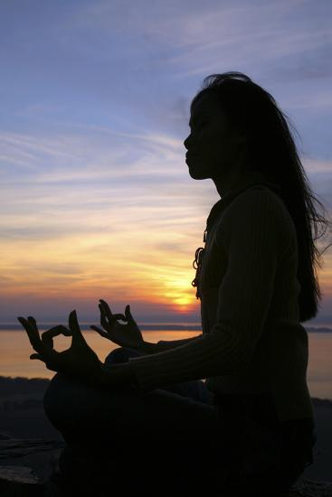 Meditation-Bjorn Svensson-Photographic Print