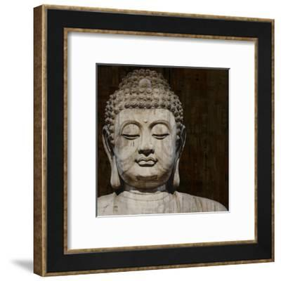 Meditative II-Tom Bray-Framed Giclee Print