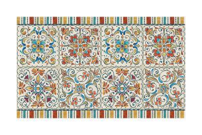 Mediterranean Flair XVIII-Daphne Brissonnet-Art Print