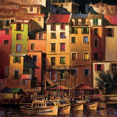 Mediterranean Gold-Michael O'Toole-Premium Giclee Print