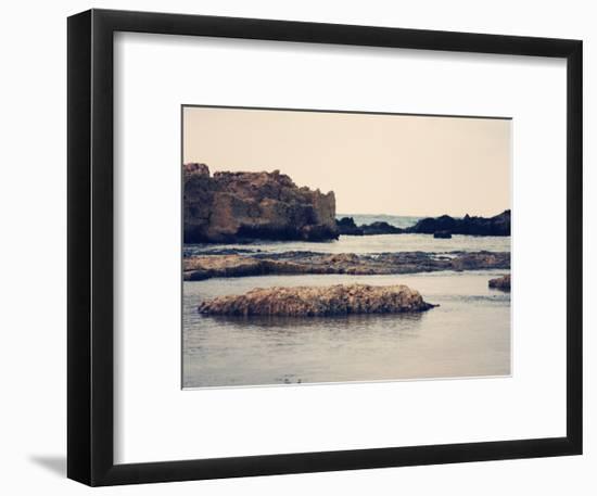 Mediterranean II-Sylvia Coomes-Framed Art Print
