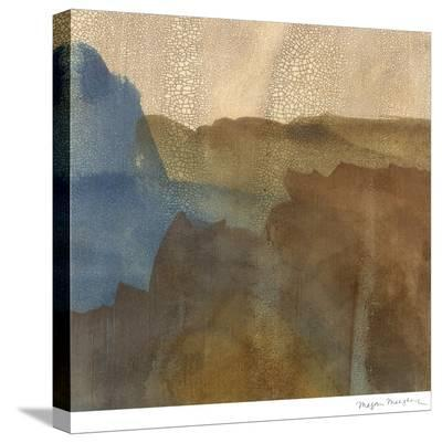 Mediterranean Impressions IX-Megan Meagher-Stretched Canvas Print
