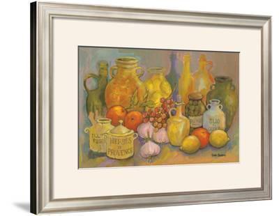 Kitchen framed art Fruit Wall Kpafalxdgcowerclub Mediterranean Kitchen Ii Framed Art Print By Karel Burrows Artcom