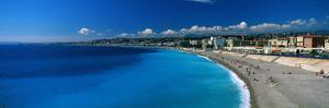 Mediterranean Sea French Riviera Nice France