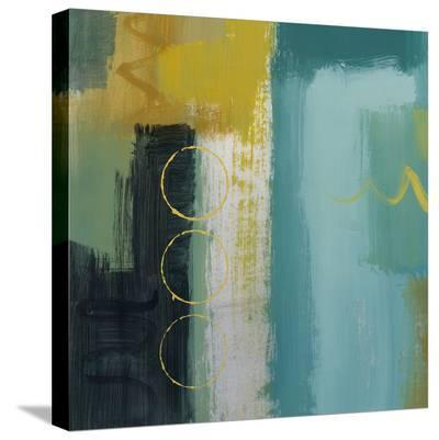 Mediterranean Square II-Lanie Loreth-Stretched Canvas Print