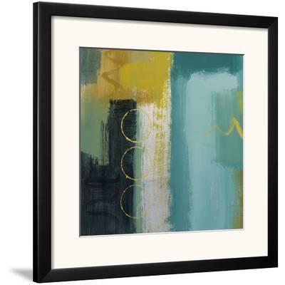 Mediterranean Square II-Lanie Loreth-Framed Art Print