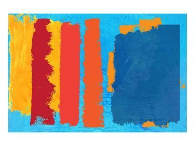 Mediterranean Sundance 1-Toy Jones-Art Print