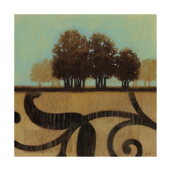 Mediterranean Twilight I-Norman Wyatt, Jr^-Art Print