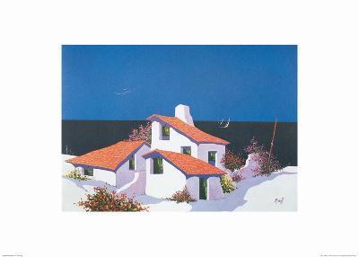 Mediterraneo 4--Art Print