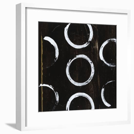 Medley III-Ben James-Framed Giclee Print