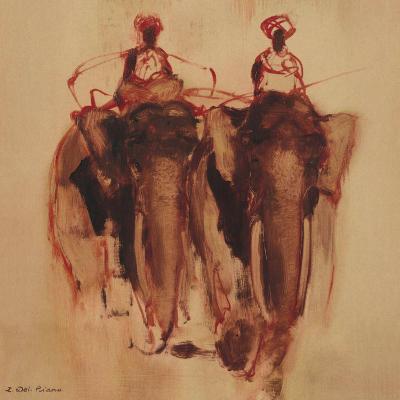 Meerut-Isabelle Del Piano-Art Print
