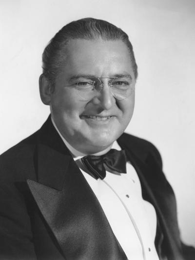Meet John Doe, Edward Arnold, 1941--Photo