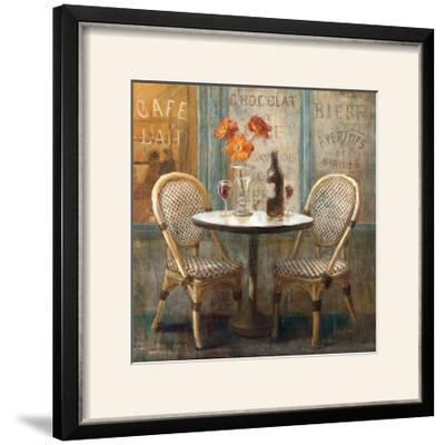 Meet Me at Le Cafe I-Danhui Nai-Framed Photographic Print