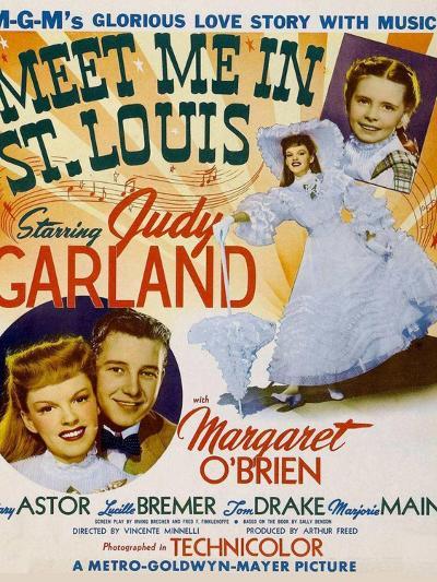 Meet Me in St. Louis, 1944--Art Print