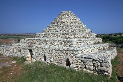 Megalithic Structure Near Ses Arentes-CM Dixon-Photographic Print