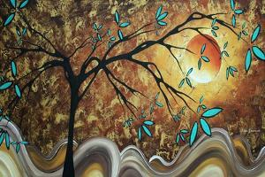 Apricot Moon by Megan Aroon Duncanson