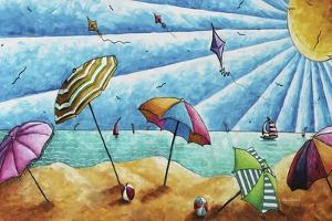Beach Life I by Megan Aroon Duncanson