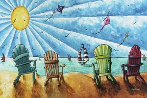 Beach Life II by Megan Aroon Duncanson