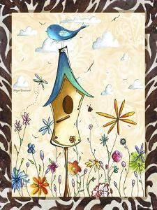 Bird House 1 by Megan Aroon Duncanson