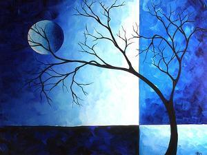 Blue Depth by Megan Aroon Duncanson