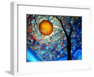 Blue Essence by Megan Aroon Duncanson