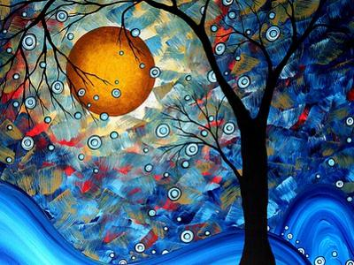 Blue Essence by Megan Aroon Duncanson
