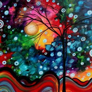 Bold Winter Cold by Megan Aroon Duncanson
