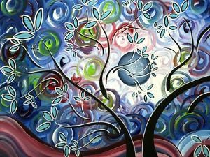 Can't Wait for Spring I by Megan Aroon Duncanson