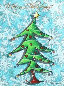 Christmas Tree 1 by Megan Aroon Duncanson