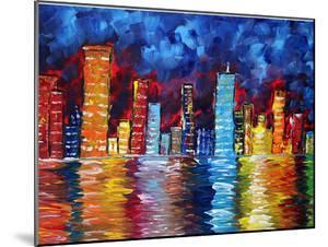 City Nights by Megan Aroon Duncanson