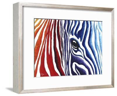 Colorful Stripes I