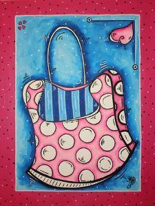 Diva Handbag By by Megan Aroon Duncanson