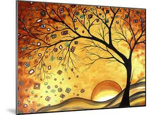 Dreaming in Gold by Megan Aroon Duncanson