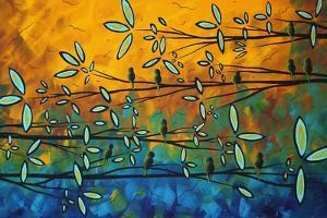Essence Of Life by Megan Aroon Duncanson