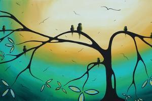 Family Perch by Megan Aroon Duncanson