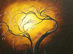 Fire Blossoms by Megan Aroon Duncanson