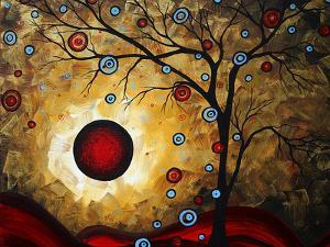 Frosted Gold by Megan Aroon Duncanson