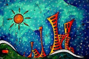Funky Town by Megan Aroon Duncanson