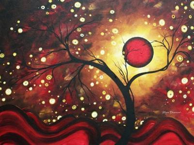 Glowing Orb by Megan Aroon Duncanson